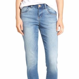 Seamless Ankle Skimmer Jeans